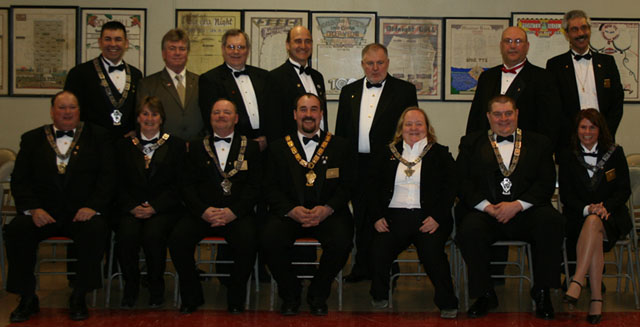 2008 - 2009 Officers