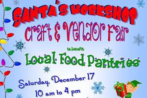 Santa's Workshop Craft Fair