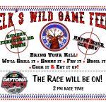 Wild Game Feed, February 26